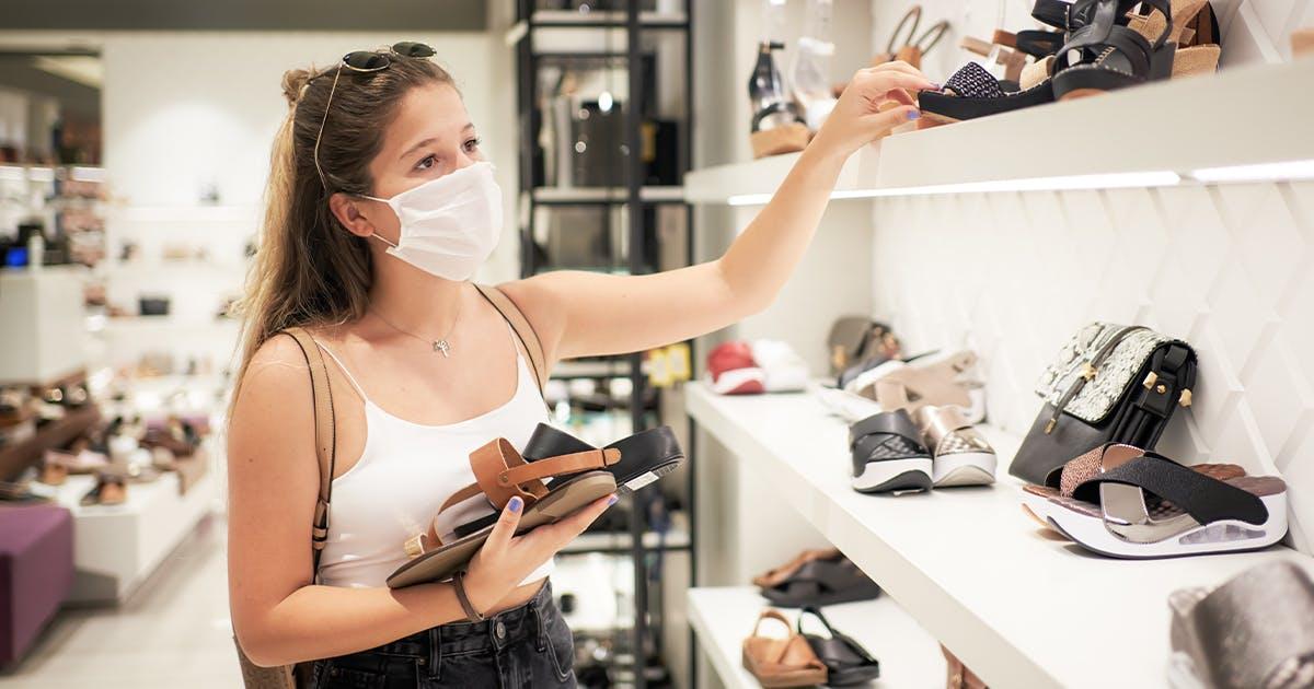 The Gen Z Shoe Trend Millennials Just Can't Get Behind