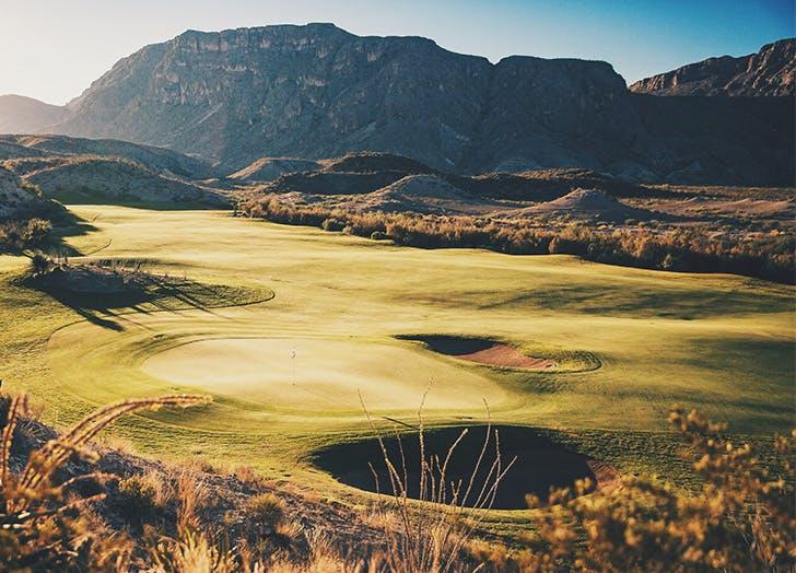 dallas golf resorts Lajitas Golf Resort