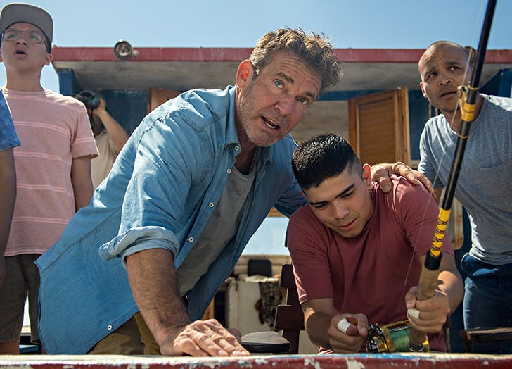Dennis Quaid Says New Netflix Movie 'Blue Miracle' Is a Must-Watch: 'It's Very Uplifting & I Think That's What We Need These Days'