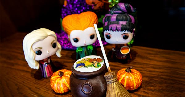 Disney Parks Are Already Counting Down to Halloween with Events and Treats (Including Hocus Pocus Cauldron Bombs)
