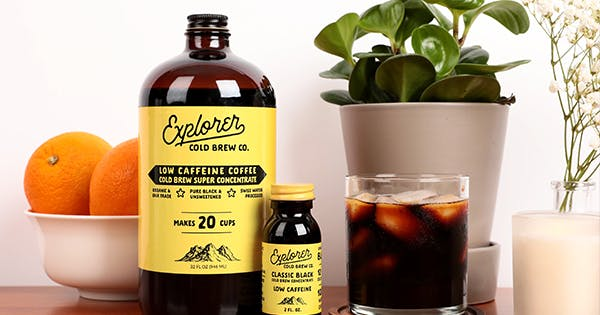 This Company Allows You to Customize Your Own Cold Brew Coffee (& It's Currently Having a Sale)