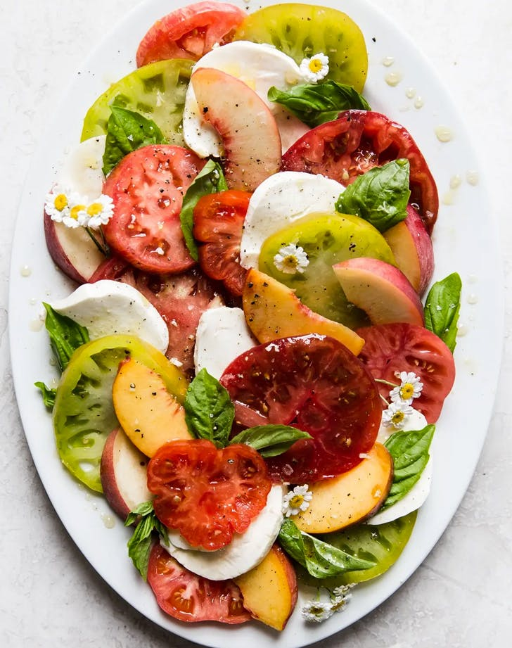 Caprese Salad Recipe Damn Delicious