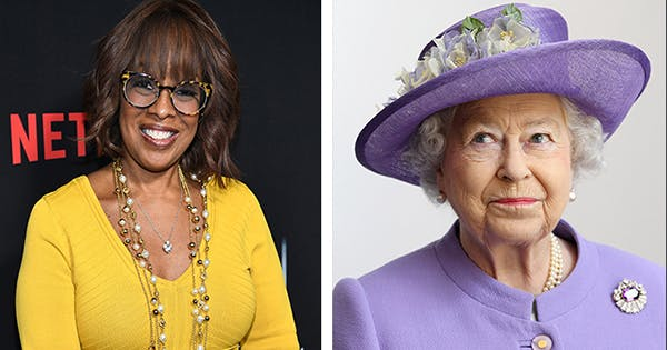 Gayle King to Follow Up Oprah's Meghan Markle Interview with Queen Elizabeth Tell-All Special