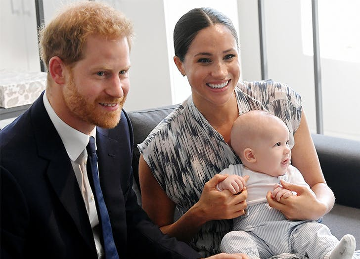 Prince Harry Reveals That One of Archies First Words Was 'Grandma Diana'