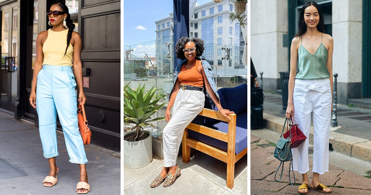 4 Ways to Wear a Tank Top in 2021 (and 3 Ways that Date You Immediately)