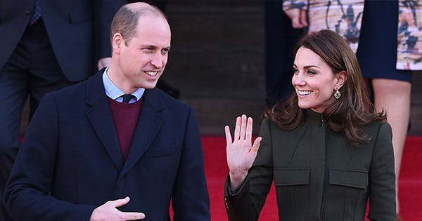 Prince William & Kate Middleton Make *Major* Change to Their IG Page