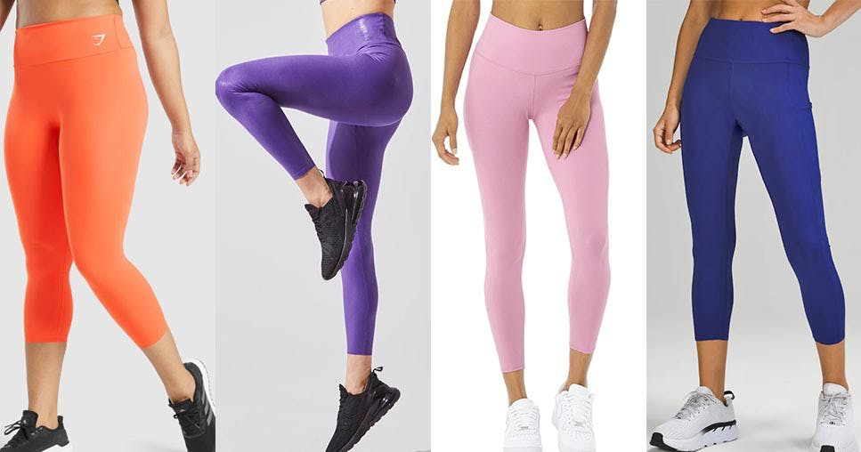 15 Best Leggings for Short Women (Because Frankly, Knee Bunching Blows)