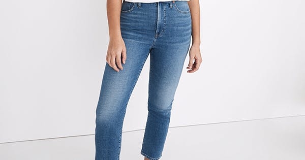 Madewell Just Launched a Lightweight Denim Collection for Summer