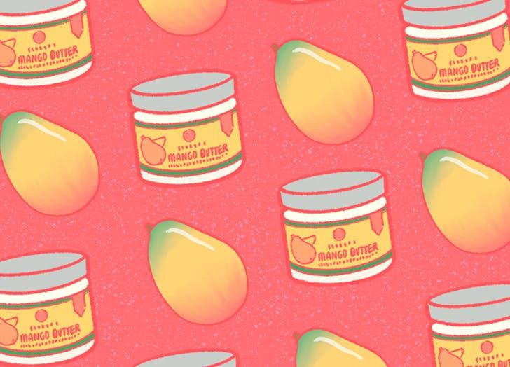 mango butter benefits cat