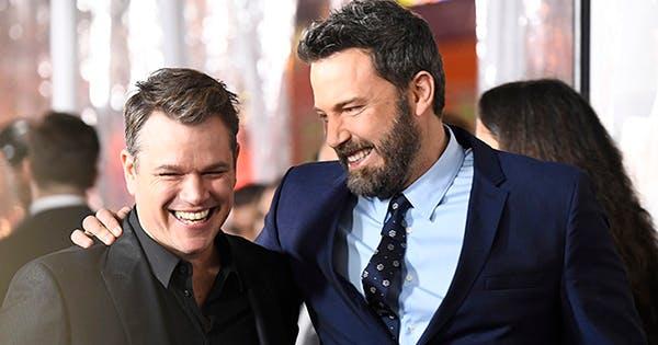 Here's What Matt Damon *Really* Thinks of the Ben Affleck & Jennifer Lopez Gossip