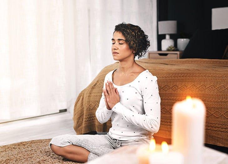How To Create A Meditation Room Purewow
