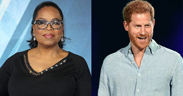 Prince Harry Sits Down with Oprah Winfrey *Again*—and Things Are Getting Even More Personal