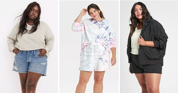The 14 Best Plus-Size Shorts to Get You Through Summer's Heat in Style