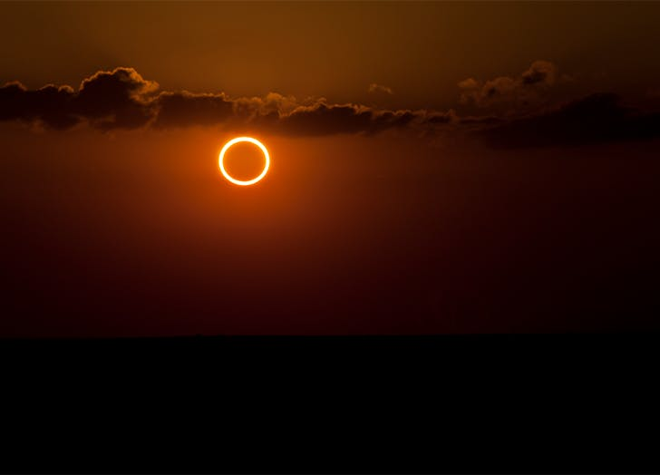There's a Ring of Fire Solar Eclipse Coming Up, Here's What It Means