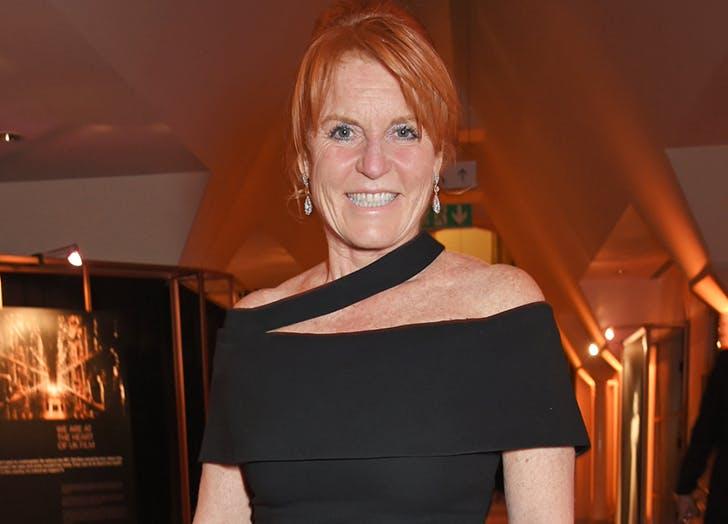Sarah Ferguson Speaks Out About Meghan Markle