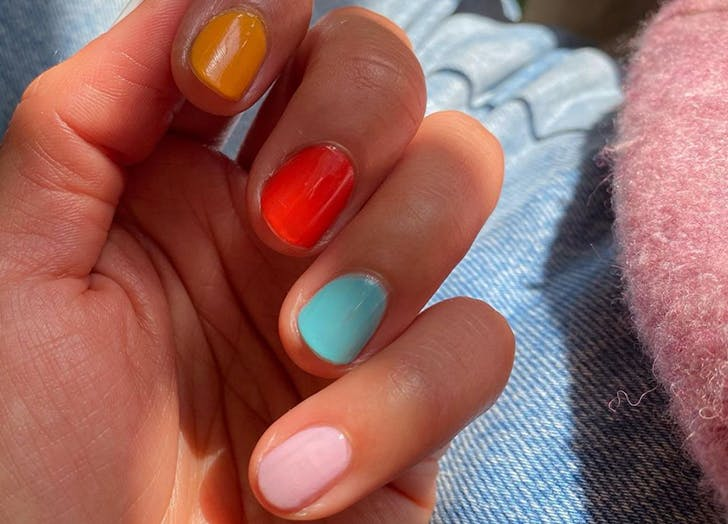 summer nail colors category