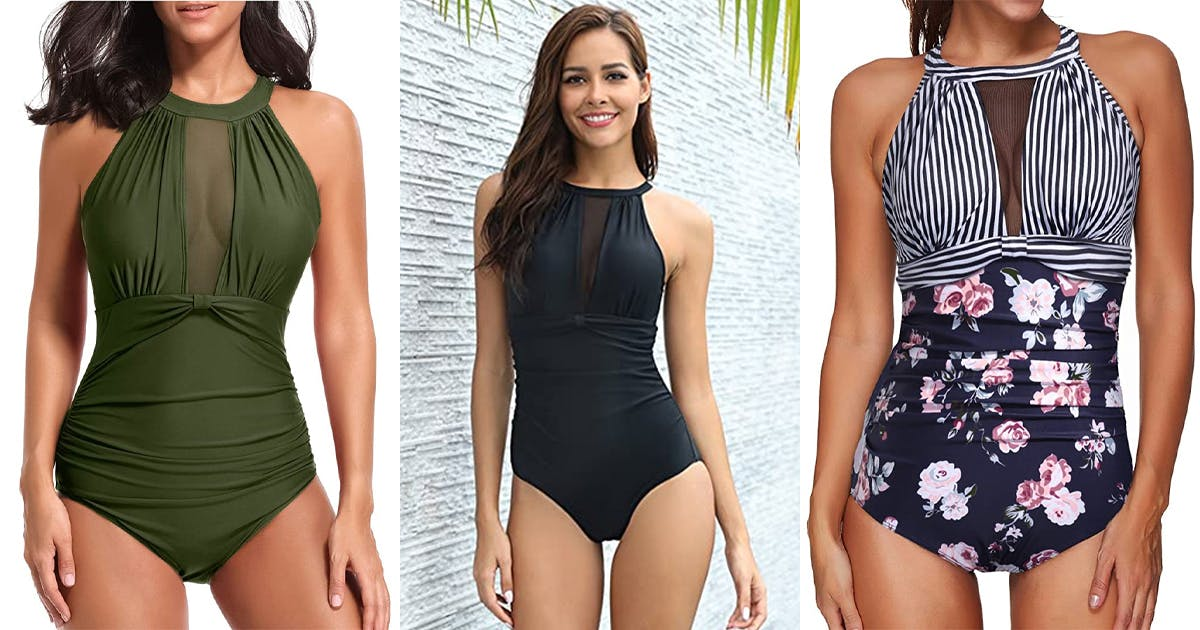 This $32 One-Piece Swimsuit Is Set to Become the 'Amazon Coat' of the Summer