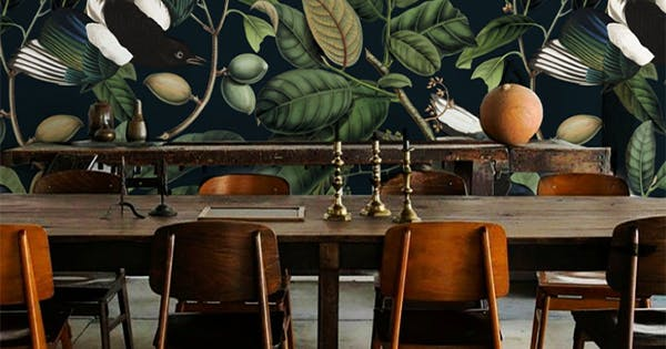 31 Fun Peel and Stick Wallpapers to Add a Pop of Color to Your Home