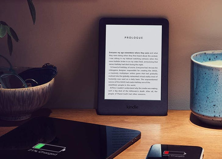 ATTN Booklovers: Amazon Has a *Huge* Prime Day Kindle Deal