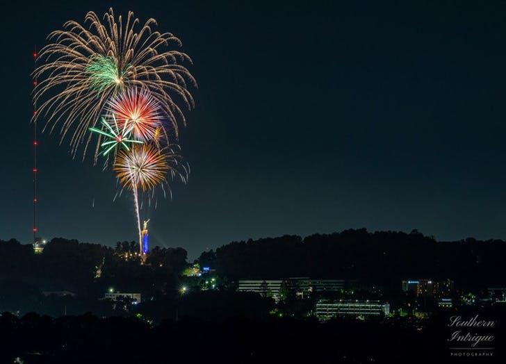 Best Fireworks ALABAMA