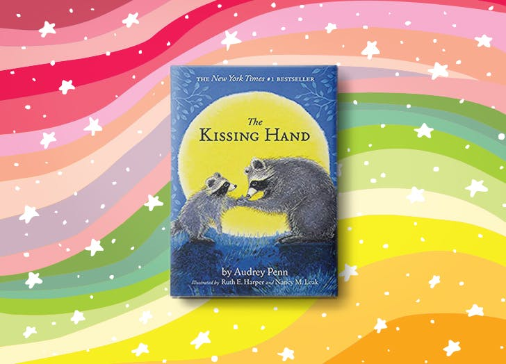 Divorce Books for Kids  The Kissing Hand