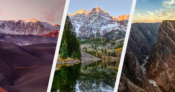 The 15 Most Beautiful Places in Colorado