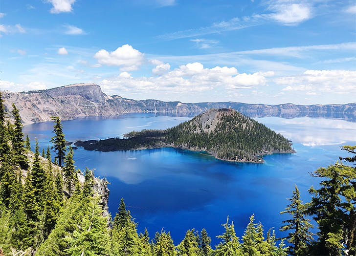 Most Beautiful Places in Oregon CRATER LAKE