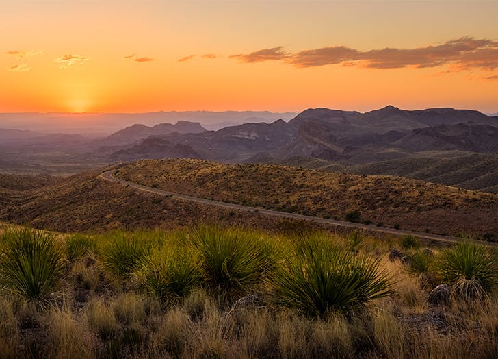 Most beautiful places to visit in texas CAT