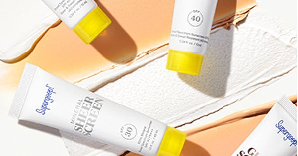 Supergoop's Once a Summer Sale Is Here (Finally!)—and Everything's 20 Percent Off