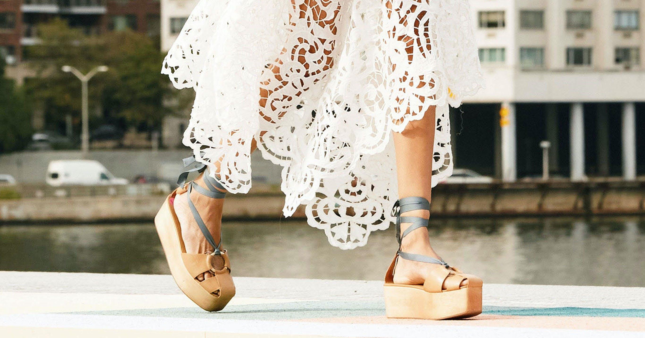 The Top Shoe Trend of Summer 2021 Has Comfort Written All Over It