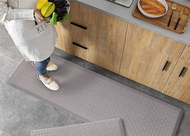 Why You Need A Mat In Your Kitchen Like Asap Purewow
