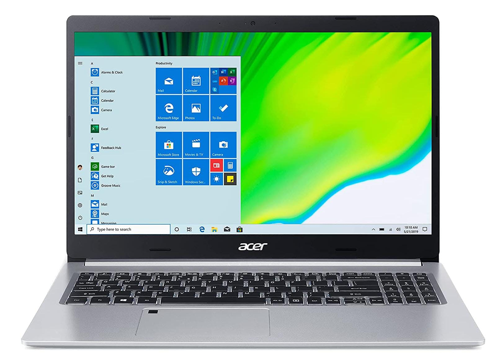 amazon prime laptop sale acer aspire 728x524