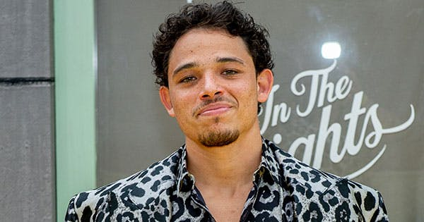 Who Is Anthony Ramos? Here's Why You Recognize the 'In the Heights' Star