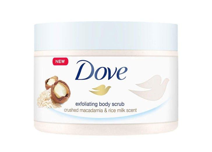 best body scrubs dove