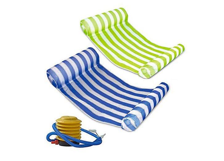best pool floats hammock