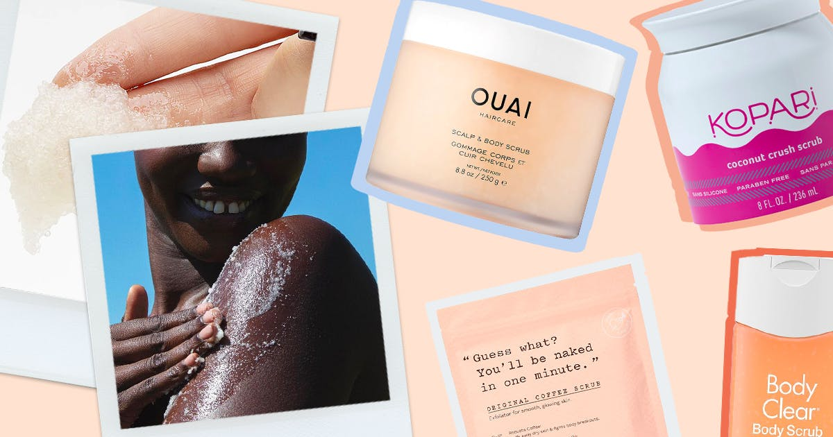 The 20 Best Body Scrubs for Soft and Glowing Skin