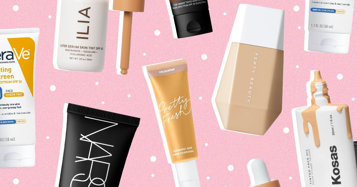 The Best Tinted Moisturizers for Every Skin Concern