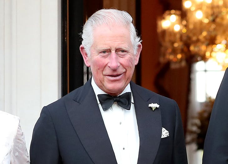 Prince Charles Speaks Out About New Granddaughter in Public for First Time: 'Such Happy News'