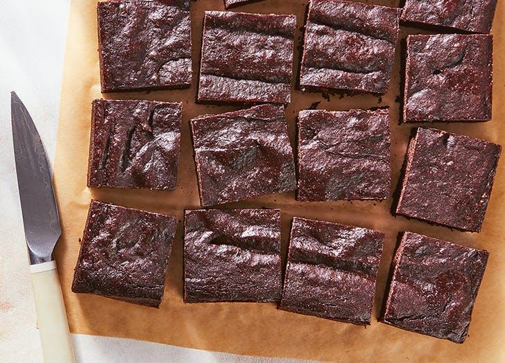 chocolate avocado brownie recipe CAT