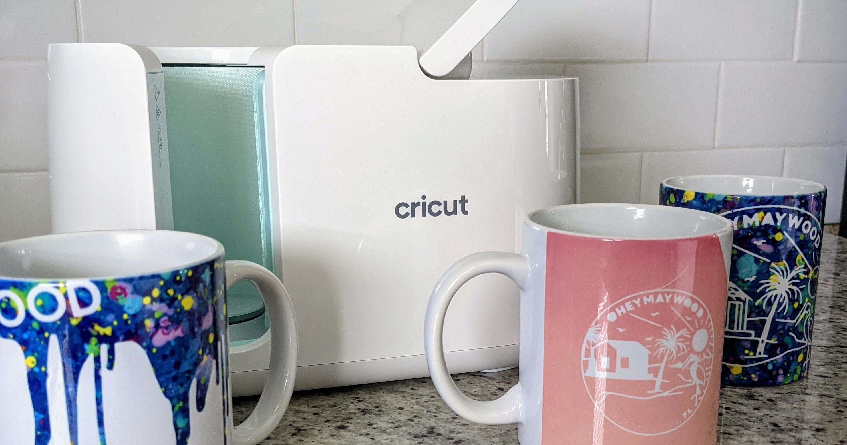 The Cricut Mug Press Lets You Create Custom Mugs in Minutes (Once You Get the Hang of It)