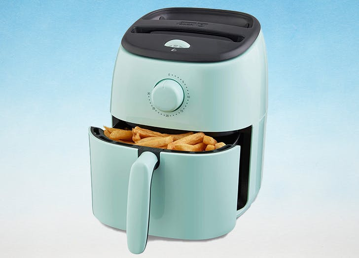 The Dash Air Fryer That's Been Sitting in Your Amazon Cart Is Only $40 Right Now