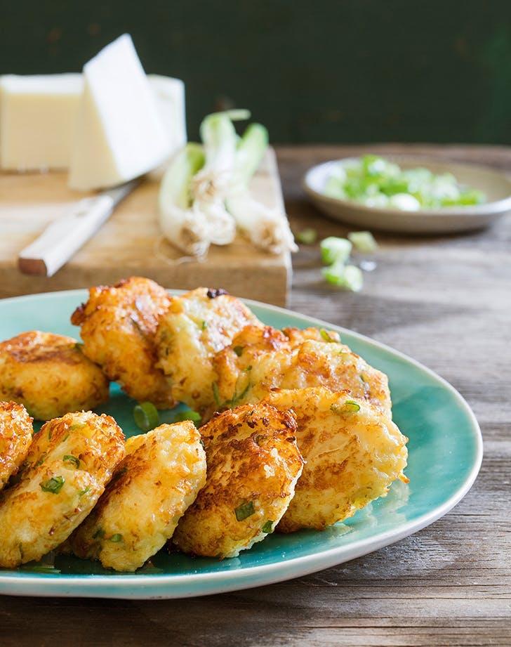 gluten free side dishes gluten free cauliflower patties recipe 921