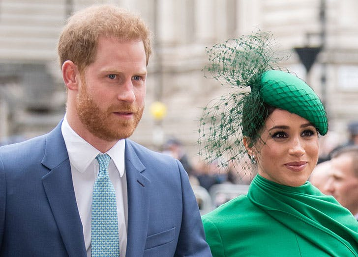 Prince Harry & Meghan Markle's Spot on the Royal Family Website Just Changed in a Major Way