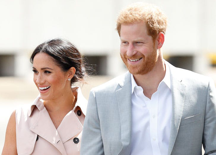 Prince Harry & Meghan Markle Celebrate Birth of Baby Lili by Advocating for Women Across the World