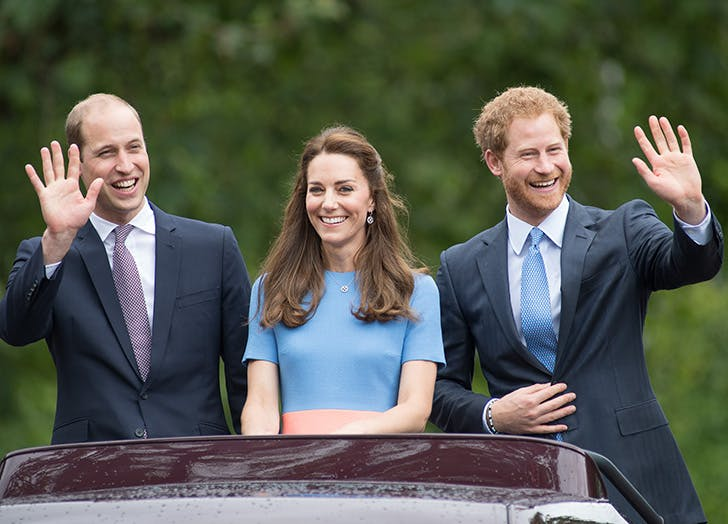 Will Kate Middleton Attend Princess Diana's Statue Unveiling Alongside Prince William & Prince Harry?