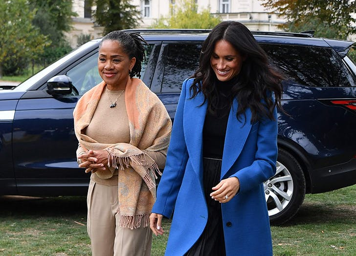 Meghan Markle May Have Been Paying Tribute to Her Own Mother with Daughter Lili's Name