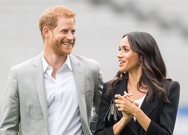 Will Meghan Markle Travel to London with Prince Harry Next Month?