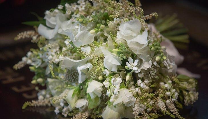 meghan markle wedding bouquet