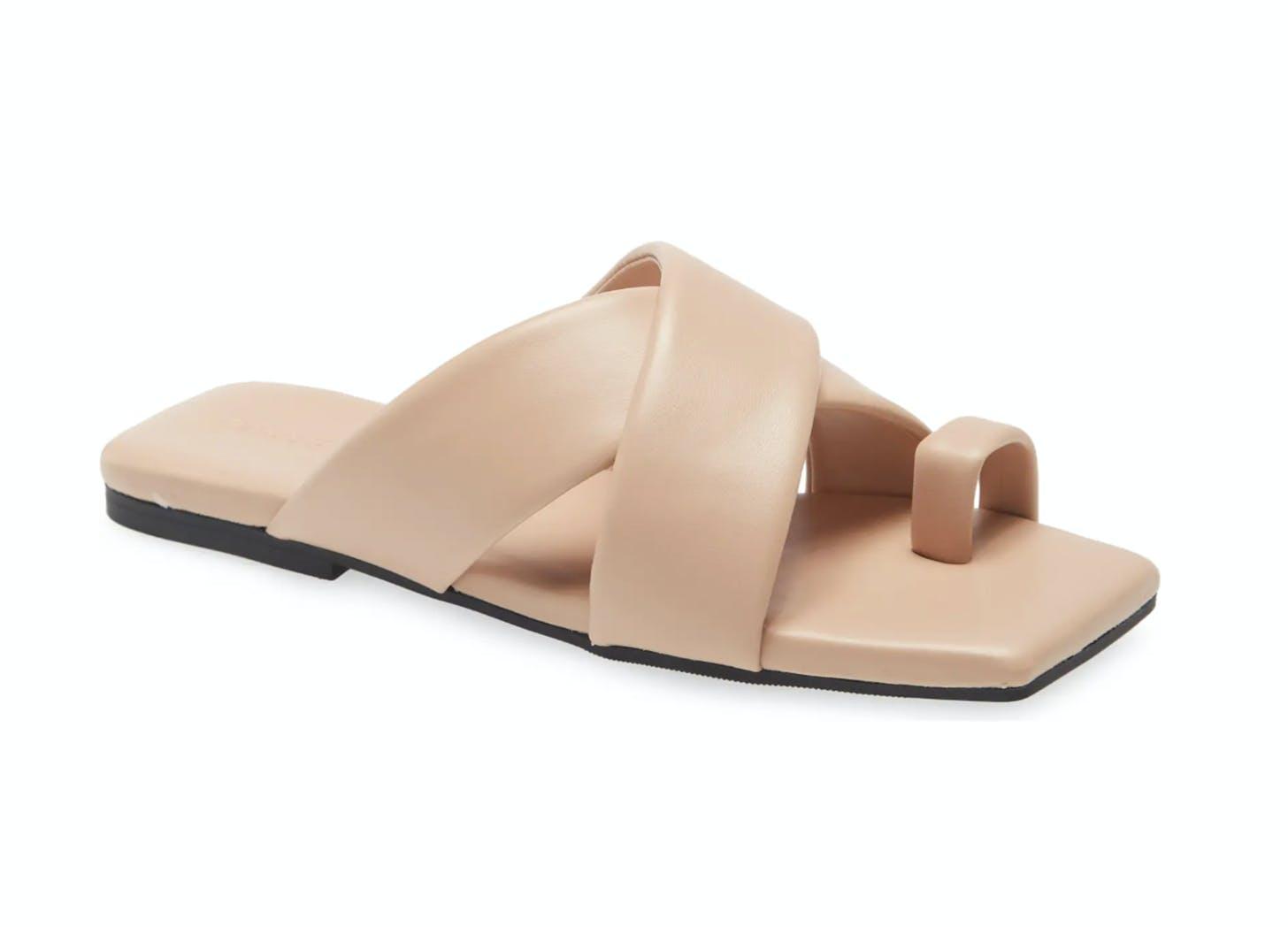 open edit sandals