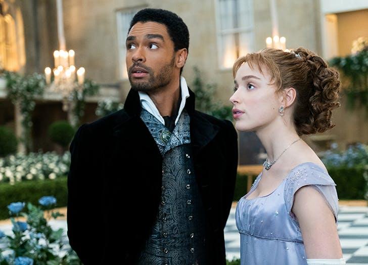 The Duke of Hastings Won't Be Totally Missing from 'Bridgerton' Season 2, According to Phoebe Dynevor
